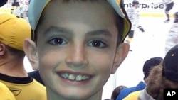 Osmogodišnji Martin Ričard