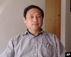 哥伦比亚大学政治学博士王军涛