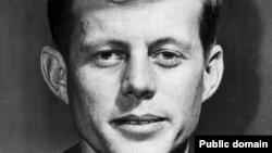 Congressman John F. Kennedy, 1947. Public Domain