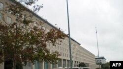 位于华盛顿雾谷的美国国务院主楼