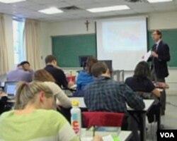 SAD: Muslimani-studenti na Katoličkom univerzitetu