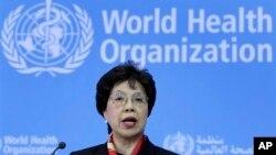 Directora-Geral da OMS Margaret Chan