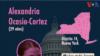 Con apenas 29 años, Alexandria Ocasio-Cortez es la mujer más joven de la historia en ser elegida para el Congreso de Estados Unidos. Cortez,&nbsp;de origen puertorriqueño,&nbsp;reiteró ante su distrito su intención de liderar el cambio. &quot;<em>Estoy tan agradecida por cada persona que contribuyó, amplificó y trabajó para establecer este movimiento. Nunca olviden el trabajo duro que nos tomó llegar aquí. No importa lo que pase, esto es lo que se requiere</em>&quot;, escribió en Twitter, donde mostró los zapatos con los que hizo campaña.