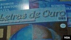 Angolanos lançam revista de artes e letras - 18.20