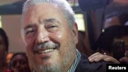 Fidel Castro Diaz-Balart à la Havane le 27 Février 2015.