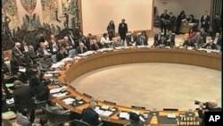 聯合國安全理事會討論敘利亞問題
