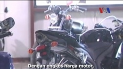 Penjualan Motor AS Meningkat Akibat Harga BBM Tinggi - Laporan VOA 16 Maret 2012