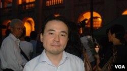 中國大陸到香港工作三年的黃先生