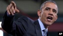 Trước đây tổng thống Obama nói nhiệm vụ của quân đội Mỹ trong năm tới chỉ giới hạn trong việc huấn luyện các lực lượng Afghanistan.