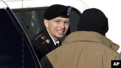 El soldado Manning fue condenado a principios de agosto por cargos que incluyen espionaje y robo de documentos secretos.