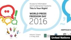 El 3 de mayo es el Día Mundial de la Libertad de Prensa