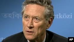 L'économiste en chef du FMI, Olivier Blanchard (Photo AP)