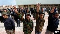 Նոր օդային հարձակումներ Լիբիայի ապստամբների վրա