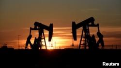 Naftno polje u Teksasu