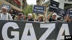 Ізраїль наказав військовим зупинити флотилію миру