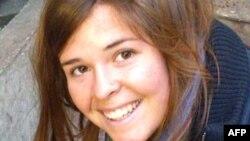Pekerja kemanusiaan AS yang tewas di Suriah, Kayla Jean Mueller (foto: courtesy).