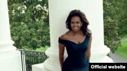 现任第一夫人米歇尔•奥巴马