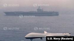 Ndege ya Marekani isiyotumia rubani-Drone