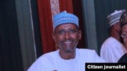 Ministan Yankin Tarayya, Abuja Muhammad Musa Bello