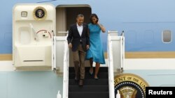 Barak va Mishel Obama