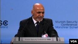 غنی: برای ثبات و رفاه افغانستان، به تلاش های جدی نیاز است