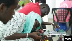 In May, students from several West African nations gathered to participate in the Pan-African Robotics Competition.