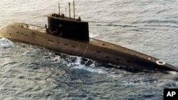 俄罗斯制造基洛級潛艇