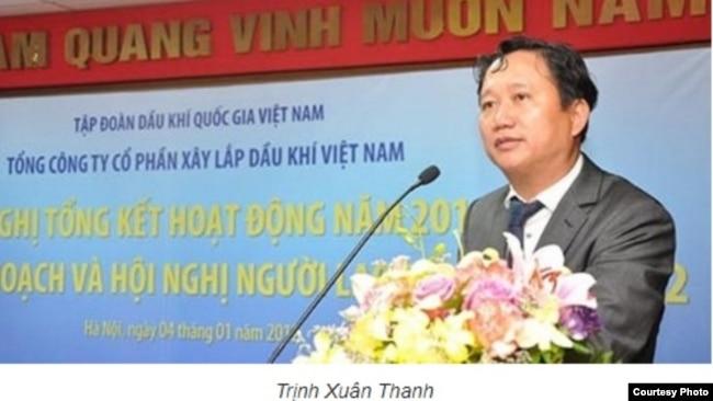 Ông Trịnh Xuân Thanh từng xin tị nạn ở Đức trong những năm 1990. (Ảnh chụp màn hình VietNamNet)
