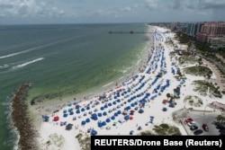 Clearwater Plajı, Florida
