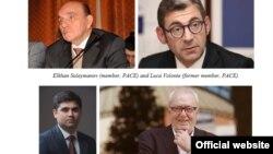 """Kürü diplomatiyası: Avropa bataqlığı"""" hesabatı"""