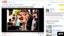 Участники протестов в Иране связаны с миром через сайты социального общения