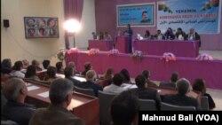 Konferansa Aborî li Kobanê