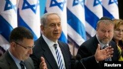以色列總理內塔尼亞胡。(2013年7月21日)