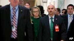 Uno de los casos implica a los agentes de seguridad de la exsecretaria de Estado Hillary Clinton.