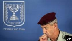 İsrail Genelkurmay Başkanı Korgeneral Benny Gantz