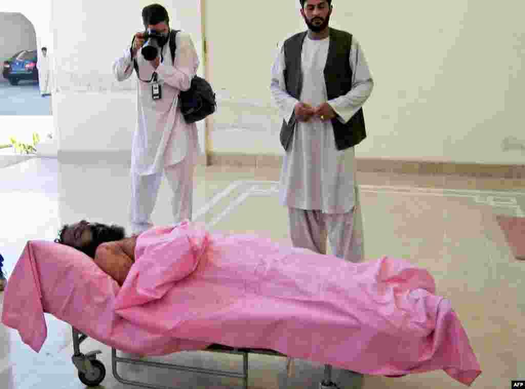 13 мая 2007 года во время военной операции США в афганской провинции Гильменд был убит лидер Талибана Мулла Дадулла