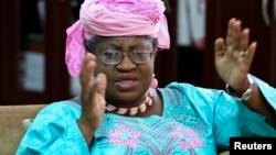 Dr. Ngozi Okonjo-Iweala ministar kudin Najeriya