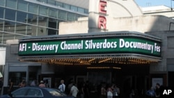 Now in its eighth year, the Silverdocs film festival presented 102 films representing 54 countries including a special 'Peace Building on Screen' program made up of six special films.