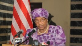 President Sirleaf address nation on Ebola