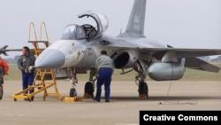 F-CK-1經國號戰機 (Creative Commons)