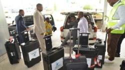 Reportage de Top Congo FM à Kinshasa pour VOA Afrique