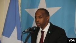Waziri Mkuu Hassan Ali Khaire