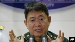 Panglima militer Filipina, Eduardo Ano (Foto: dok).