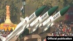 Tên lửa phòng không tầm trung Akash của Ấn Độ