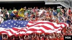 La Copa de Oro se celebra en Estados Unidos desde que el torneo inició en 1991.