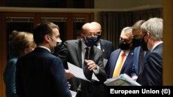 На саміті ЄС у Брюсселі 10 грудня 2020 р.