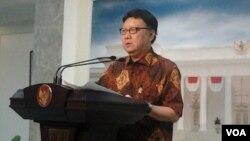 Menteri Dalam Negeri, Tjahjo Kumolo (Foto: dok).