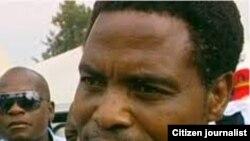 Umnumzana Jabulani Sibanda owayengumkhokheli wenhlanganiso yabalwa impi yenkululeko