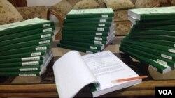 دغه فتوا ۶۲ مخه ده، خو ورسره ۳۰ جلده کتابونه هم چاپ شوي دي