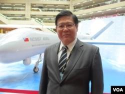 台湾国家中山科学研究院航空研究所所长马万钧